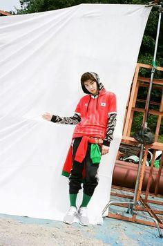 Jinwoo X Adidas