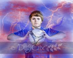 Senior photography, sports photography, soccer photo, male poses, boy poses, senior soccer, lightning photography, senior composites, DigiClix Photography