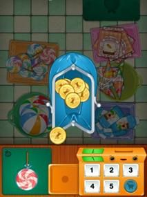 This educational app promotes creativity, imagination, choice, decision making, service, empathy, counting and negotiation all within the context of fun! This is a well designed, easy to use app which is totally delightful and a great pretend play experience for both boys and girls! This is a chance to match your store to the distinct likes of your next customer. This is perfect for role-playing between friends, siblings, parent and child. Teaching business skills, from an early age.