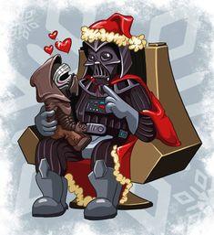 Merry Christmas & Happy New Year Star Wars Jokes, Star Wars Facts, Images Star Wars, Star Wars Pictures, Reylo, Star Wars Christmas, Xmas, Disney Christmas, Christmas Time