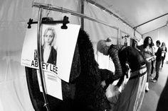 runway backstage