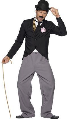 1920er Star Kostüm mit Jacke Hose Mock Weste und Schlips