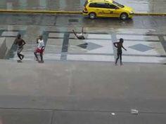 Kubas Jugend zeigt was Sie kann