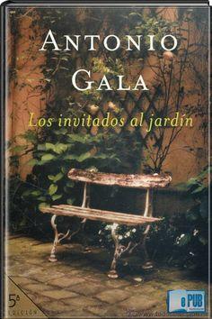 Los Invitados al Jardin – Antonio Gala | EpubGratis Beso de vino.