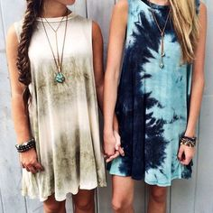 You've been waiting and it's finally back! Everyone's favorite swing dress just arrived, and in MORE colors than before! Summer Outfits, Cute Outfits, Summer Dresses, Emo Outfits, Swing Dress, Dress Up, Tie Dye Dress, Cute Dresses, Casual Dresses