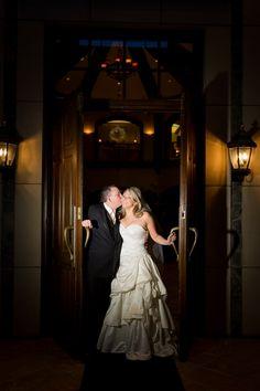 Saratoga National Winter Wedding. © Matt Ramos Photography