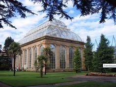 Royal Botanical Gardens, Scotland