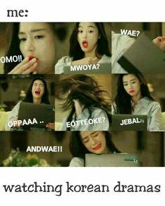 Nzndjfjfdnnddn LMAO😂😂😂 Korean Drama Funny, Korean Drama List, Korean Drama Quotes, Korean Drama Movies, Korean Dramas, Kdrama Memes, Funny Kpop Memes, Cnblue Jung Yong Hwa, Park Bogum