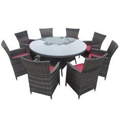 Sweet  Seater Rattan Dining Set  Rattan Garden Furniture  Living It  With Engaging Builddirect  Flooring Decking Siding Roofing And Patio Furniture   Dining Sets Wicker  With Amusing Pug Garden Statue Also Free Garden Design Software Mac In Addition Garden Birds Scotland And Garden Water Drainage Solutions As Well As Trains From London To Welwyn Garden City Additionally Ready Made Garden Borders From Pinterestcom With   Engaging  Seater Rattan Dining Set  Rattan Garden Furniture  Living It  With Amusing Builddirect  Flooring Decking Siding Roofing And Patio Furniture   Dining Sets Wicker  And Sweet Pug Garden Statue Also Free Garden Design Software Mac In Addition Garden Birds Scotland From Pinterestcom