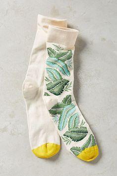Bonne Maison Foret Socks