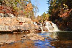 blue waterfalls - Google Search