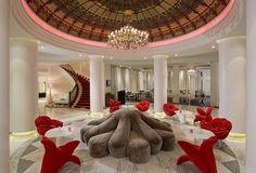 Lobby del Hotel Melia Colón
