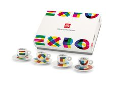 Behance :: Editing EXPO 2015 - logo materials