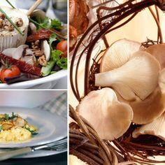 Opieńki - 3 przepisy na grzybową ucztę Tacos, Stuffed Mushrooms, Mexican, Vegetables, Ethnic Recipes, Food, Stuff Mushrooms, Essen, Vegetable Recipes