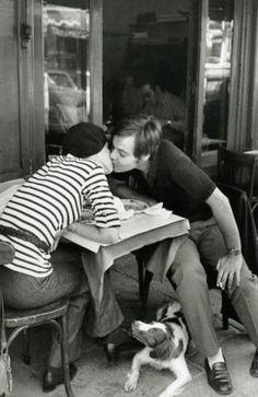 Henri Cartier-Bresson 1969 год