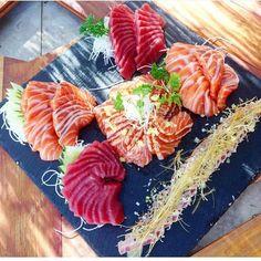 Para os amantes de sushi...#sashimi #tataki #sushi 91 913 96 57 21 588 50 51 www.besushi.pt by besushi.pt
