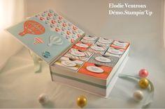 ► Le Scrap d'Elodie VENTROUX ◄: Boite de naissance !