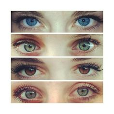 Tumblr ❤ liked on Polyvore featuring eyes, pictures, makeup, people, photos, backgrounds and fillers