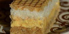 Najbolji recepti na jednom mjestu Kolaci I Torte, Croatian Recipes, Cake Cookies, No Bake Cake, Vanilla Cake, Baking Recipes, Recipies, Deserts, Cooking
