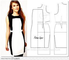 Давайте сошьем красивые платья к лету. Обсуждение на Li… na Stylowi.pl