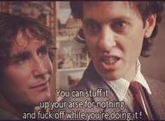 Withnail and I Withnail And I, Classic Films, Camden, Wonders Of The World, Hilarious, Hilarious Stuff, Laughing So Hard, Entertaining, Funny