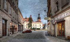 Divišovo náměstí/ Divish square