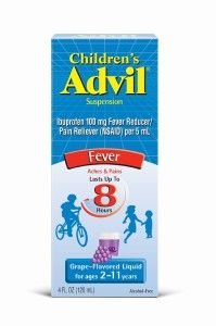 A great review of Children's Advil from the Green Bay Consumer blog