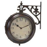 Ergo Rivoli Outdoor Double Sided Clock