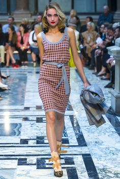 Vivienne Westwood Red Label Spring 2013 Ready-to-Wear - Collection - Gallery - Look 1 - Style.com
