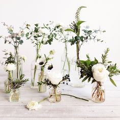 Some of our wedding flowers, by Coriander Girl. #trishalan2013 | trish | VSCO Grid®