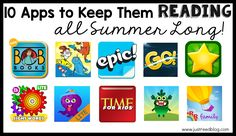 Classroom apps - Technology in the Classroom Research Projects for Primary Students – Classroom apps Free Learning Apps, Apps For Teaching, Teaching Reading, Teaching Ideas, Reading Websites For Kids, Kids Reading, Reading Adventure, Preschool Themes, Stem Activities