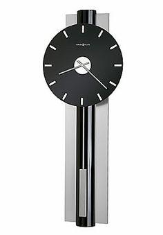 Howard Miller Hudson 625-403 Modern Wall Clock