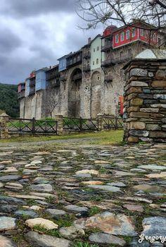 Iviron Monastery, Mount Athos, Greece | by Koutoudis Grigoris