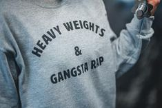 Heavy Weights, Workout Humor, Sport T Shirt, Train Hard, Dumb And Dumber, Graphic Sweatshirt, Shirts, Sports Humor, Shirt
