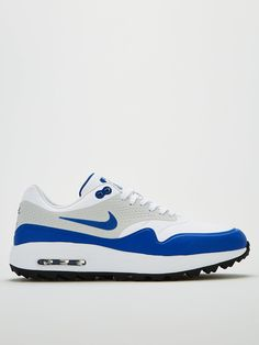 Nike Air Max 1 G White Gum White Swoosh WhiteGum Light