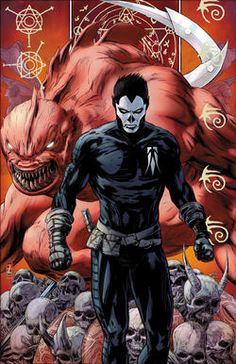 "EXCLUSIVE: Justin Jordan Casts Light on Valiant's ""Shadowman"" - Comic Book Resources"