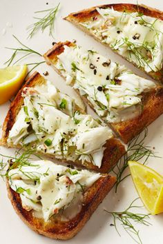 15 open-faced sandwiches that are as picture-perfect as they are delicious.