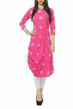 Different Types of Kurti Designs Every Woman Should Know (With Video Tutorial) - ArtsyCraftsyDad Pakistani Dresses, Indian Dresses, Indian Outfits, Lovely Dresses, Stylish Dresses, Affordable Dresses, Indian Attire, Indian Wear, Kurta Designs