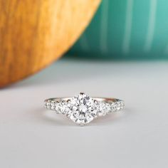 e050aae7f Marquise Cut Gramercy Diamond Engagement Ring - 18K White Gold (Setting  Price)