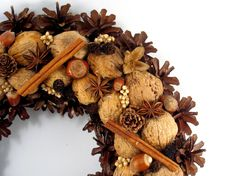 Christmas Wreaths – Christmas wreath – a unique product by Zielonepalce on DaWanda