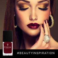 Marasca Rouge. A strong passionateness. Marasca Rouge, una passionalità decisa. #fedua #feduacosmetics #beautyinspiration