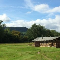 Glamping in Monmouthshire. Our luxury safari lodges are located in the beautiful Monmouthshire countryside: a little bit of heaven, just for you. Nestled in a meadow o.....