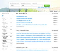 New Features from Mocavo! #genealogy