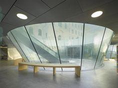 Graz, Austria  Joanneum Museum  Nieto Sobejano Arquitectos