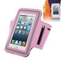 iPhone 4(S) Armband (Roze) - Electronica
