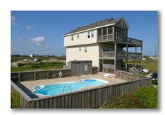 HATTERAS Vacation Rentals | Tootle- Loo - Oceanside Outer Banks Rental | 532 - Hatteras Rental