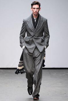 #Menswear #Trends E. Tautz Fall Winter 2015 Otoño Invierno #Tendencias #Moda Hobre    F.Y.