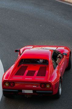 Ferrari 288 GTO: The car that put Ferrari back on the map.
