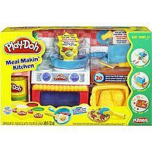 "Play-Doh Fun with Food - Meal Makin' Kitchen - Hasbro - Toys ""R"" Us"