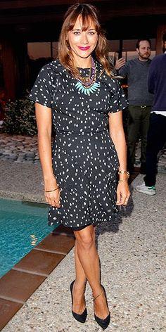 Rashida Jones #ModestHollywood